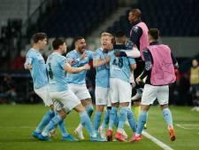 Manchester City timmert stevig fundament onder eerste CL-finale na wederopstanding bij PSG
