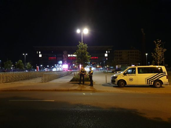 De politie trok de wacht op aan het Bosuilstadion om eventuele samenscholingen tegen te gaan. Het bleef ook na de gewonnen bekerfinale rustig. De avondklok werd gerespecteerd.