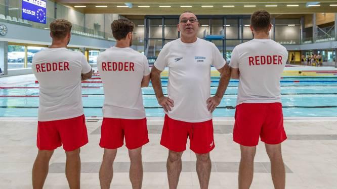 André Groebbens (61) is al 40 jaar redder in drie verschillende Aalsterse zwembaden