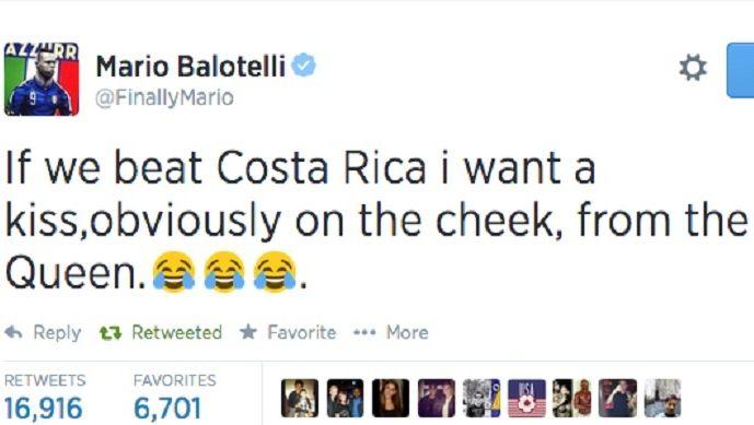 Twitter Balotelli