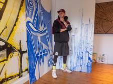 Kunstenaar Michael Kluin heeft eindelijk zijn woonplaats Domburg ontdekt