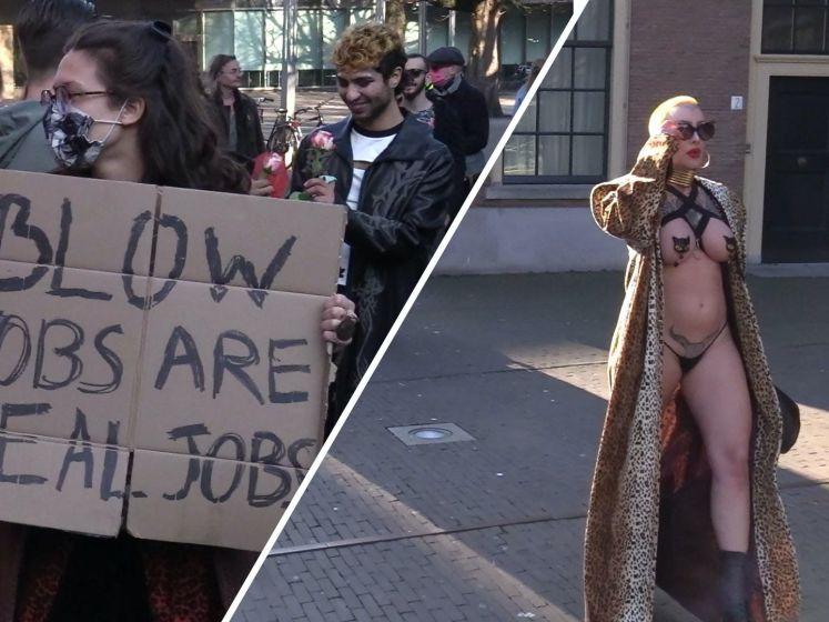 Sekswerkers: 'Behandel ons als de andere contactberoepen'