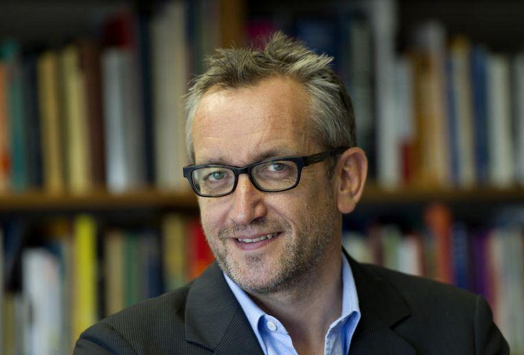 NRC-hoofdredacteur Peter Vandermeersch. Beeld anp