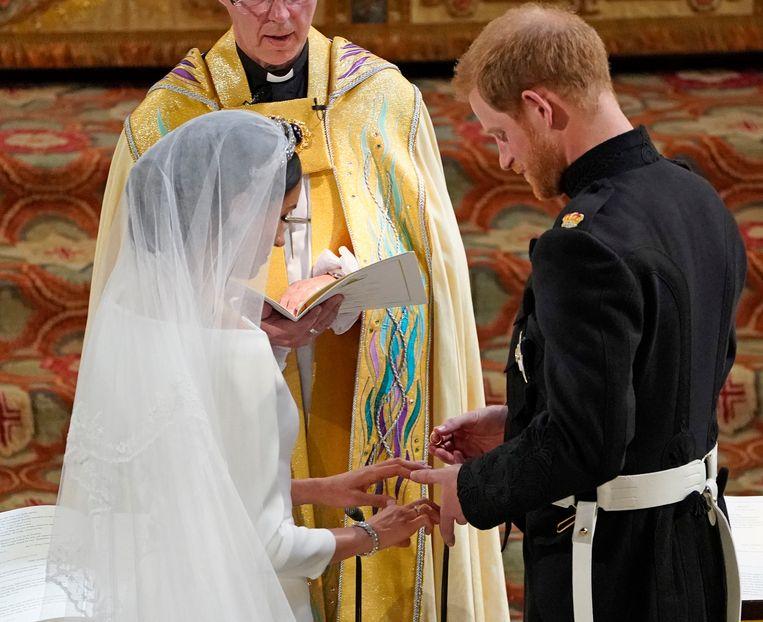 Prins Harry en Meghan Markle Beeld Hollandse Hoogte / Camera Press Ltd