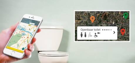 Niet één maar zeven openbare toiletten in Druten