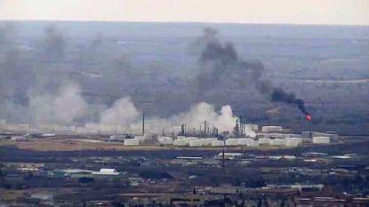 Explosie in raffinaderij Wisconsin: minstens 5 gewonden