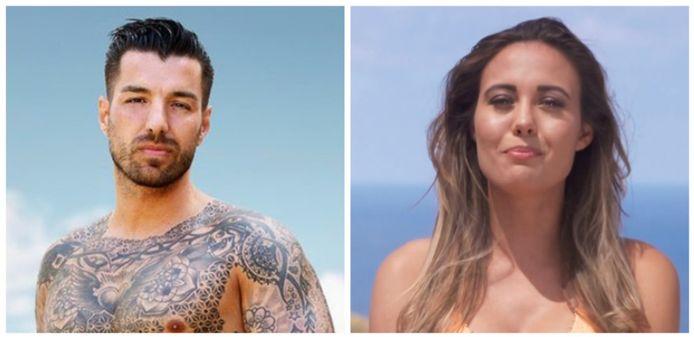 Sander uit 'Ex on the Beach: Double Dutch S7' en Kelly uit 'Love Island' zijn aan het daten.