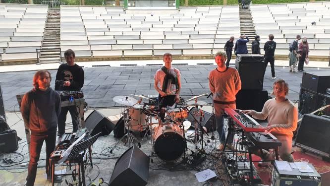 Ontroering in het Rivierenhof: populaire jazzband STUFF. speelt nieuw album live mét publiek
