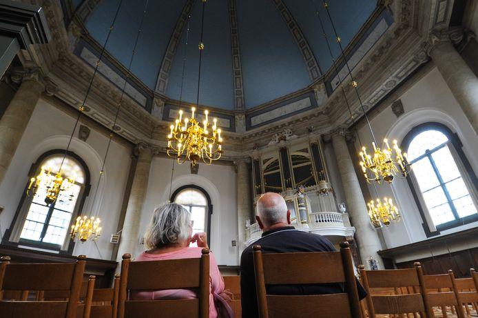 De Oostkerk behoort tot de honderd mooiste monumenten van Nederland.