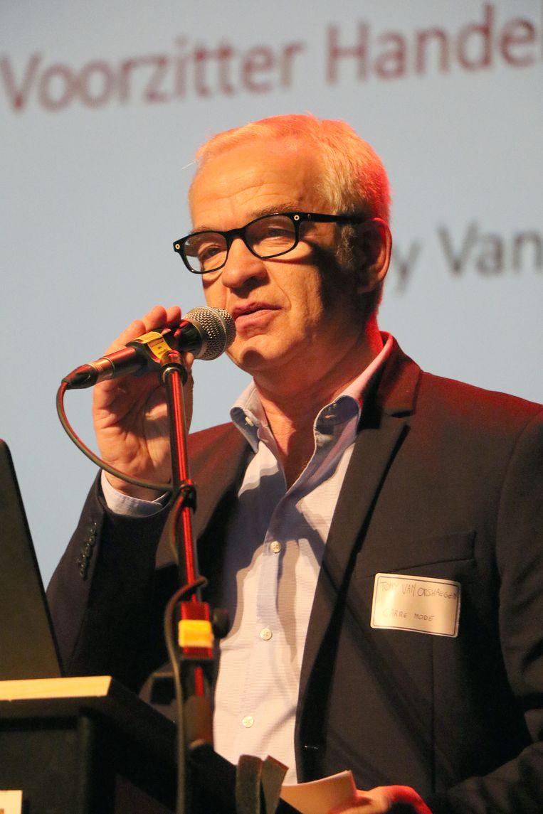 Tony Van Orshaegen.