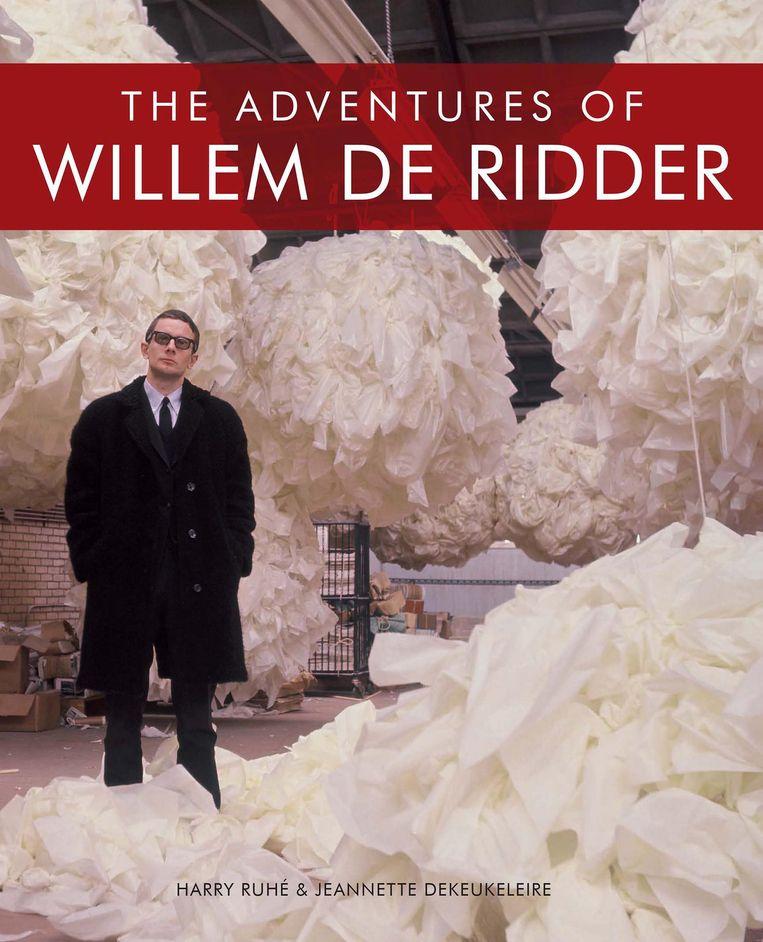 Harry Ruhé & Jeanette Dekeukeleire: The Adventures of Willem de Ridder (Cultclub Edition): €24,90. Beeld Jeanette en Ruhe