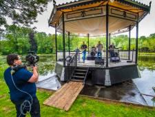 Cultuurpodium Houtmaat in Hengelo: muziek zonder publiek