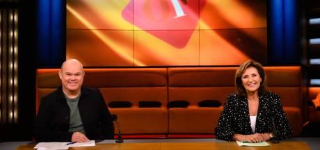 'Paul de Leeuw en Astrid Joosten stoppen met Op1'