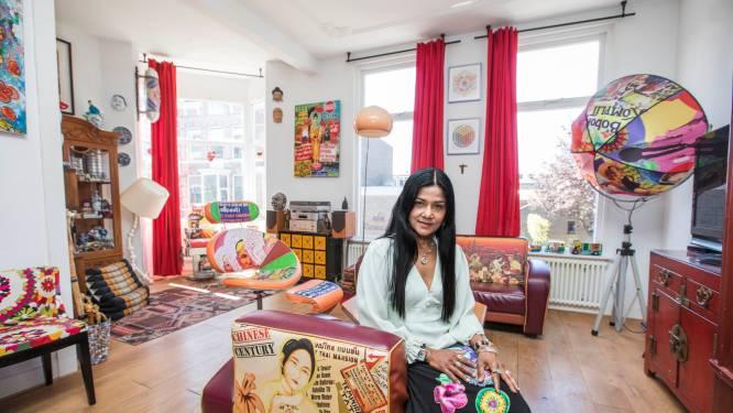 Sheela en George vertrekken naar Singapore en verkopen Haags bovenhuis vol eclectische herinneringen