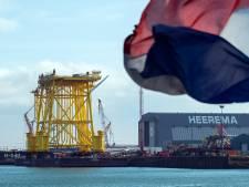 Heerema levert onderstel voor stopcontact op zee af: ruim 2 miljoen kilo schoon aan de haak