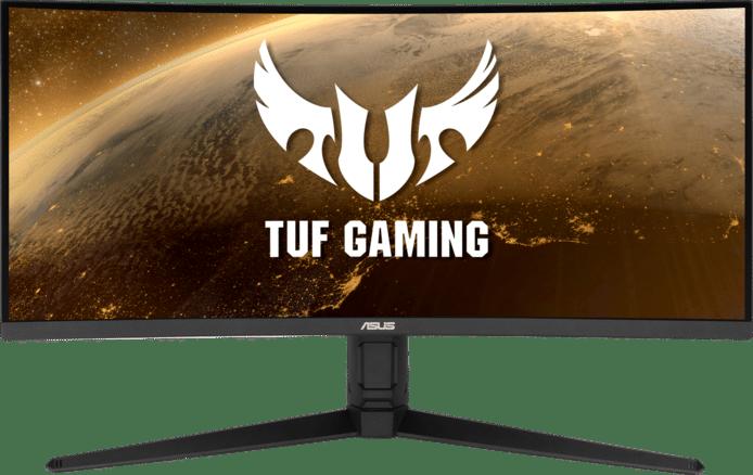 ASUS TUF Gaming VG34VQL1B Zwart