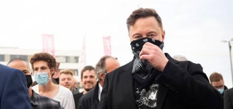 Tesla-topman Elon Musk in Duitsland voor zakelijke besprekingen én gigafabriek