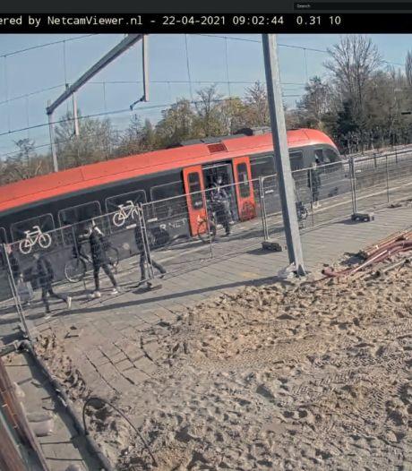 Live meekijken met de bouw van de tunnel op station Gorinchem