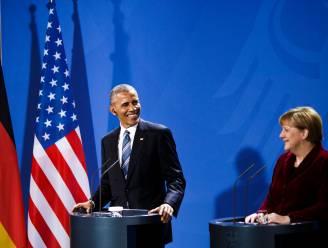 """Obama: """"Als ik Duitser was, stemde ik op Merkel"""""""