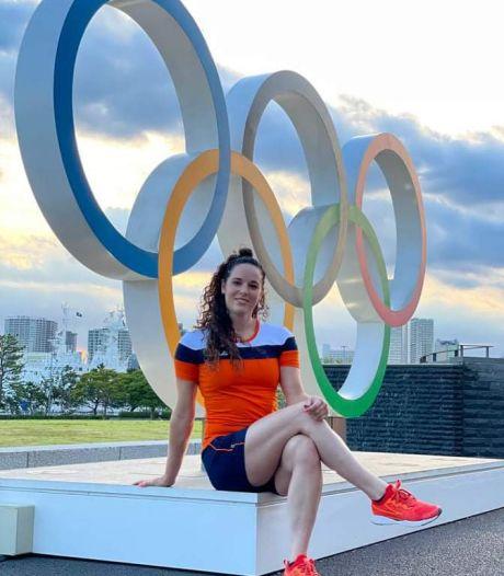 Celine springt morgen de wedstrijd van haar leven in Tokio: 'Hoop dat ik ook kan genieten'