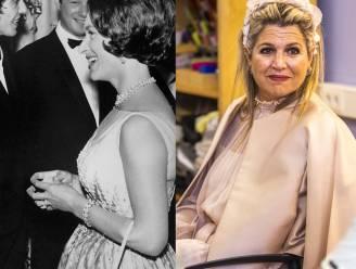 ROYAL BITS. Armband van prinses Margaret verkocht voor 465.000 euro en koningin Máxima breekt hand