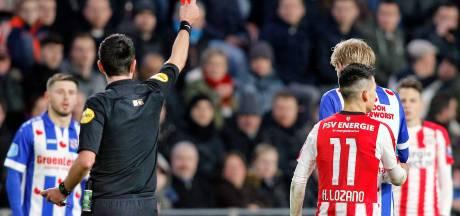 PSV niet akkoord met drie duels schorsing Lozano