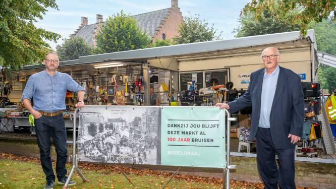 "Kruibeekse woensdagmarkt bestaat 100 jaar: ""En is nog lang niet dood"""