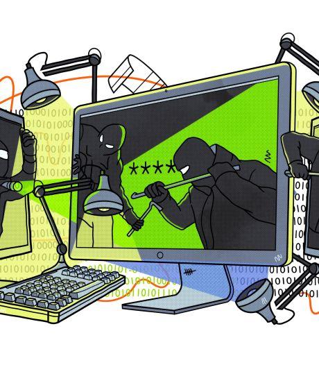 'Grote bedrijven kwetsbaar voor cyberaanvallen via e-mail'