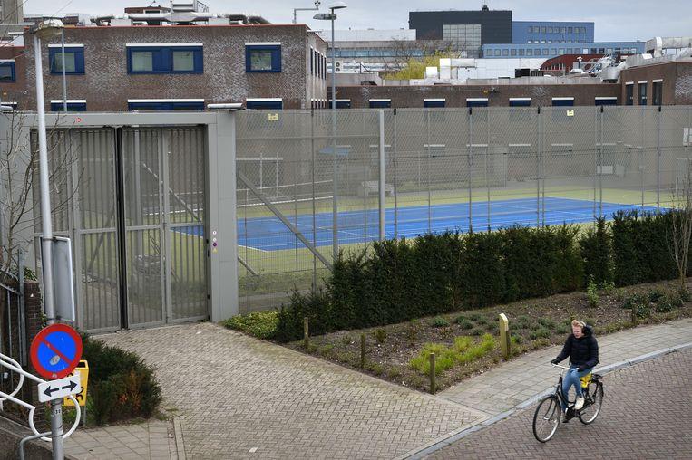 De Van der Hoeven Kliniek in Utrecht, waar patiënten met een tbs-maatregel worden behandeld. Beeld null