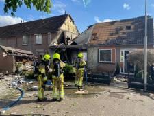 Woning weggeslagen door explosie: enorme ravage in Nijmeegse wijk