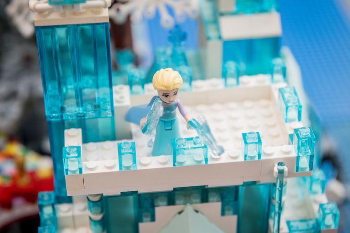 Disney-favoriete Elsa uit Frozen.