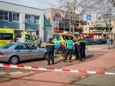 Voetgangers aangereden door auto bij zebrapad in centrum van Soest-Zuid