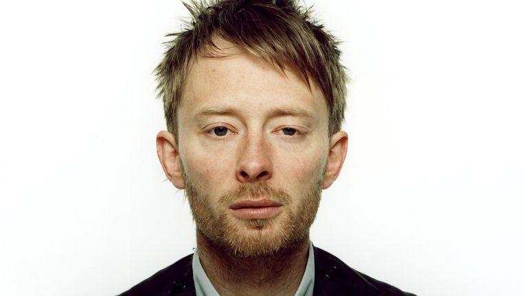 Thom Yorke. Beeld DM