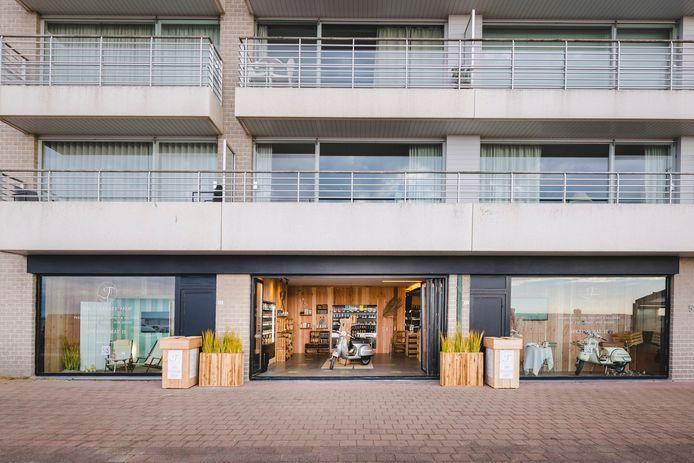 The Culinary Shop op de Zeedijk, Albertstrand 513.