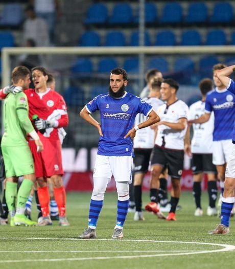 De champagne blijft nu in de fles bij FC Den Bosch: 'Niet het debuut wat ik voor ogen had'