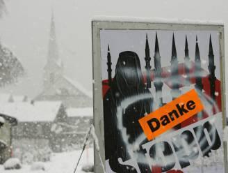 Bouw van nieuwe minaret toch toegestaan in Zwitserland