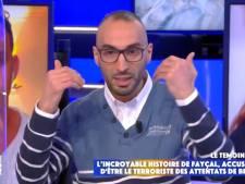 """Faycal Cheffou, pris à tort pour """"l'homme au chapeau"""" des attentats de Bruxelles, raconte son séjour en prison"""