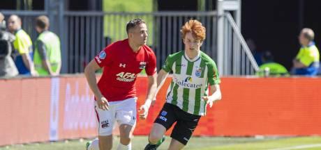 Joker Sepp van den Berg moet PEC Zwolle O19 aan promotie helpen