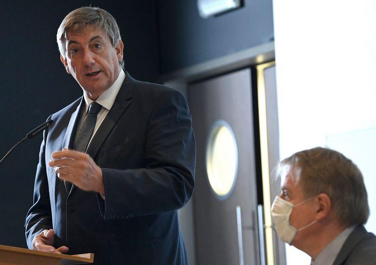 Vlaams minister-president Jan Jambon over de rapporten: