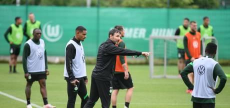 Bosz bezorgt Van Bommel nieuwe klap tijdens voorbereiding Wolfsburg