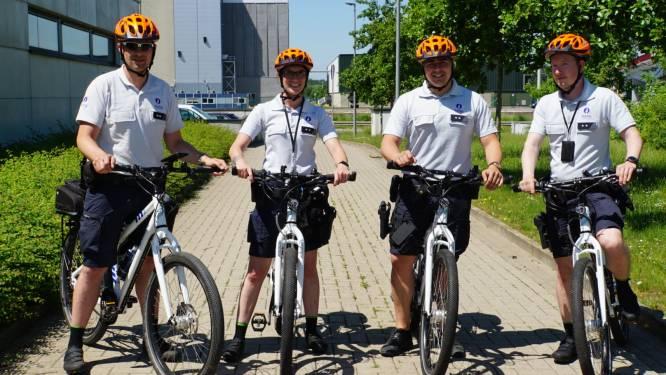"""Nieuw fietspatrouilleteam voor politiezone Deinze-Zulte-Lievegem: """"Zo kunnen we nog dichter bij de burgers staan"""""""
