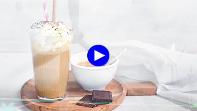 Het geheim voor de perfecte ijskoffie? Een vleugje karamel!