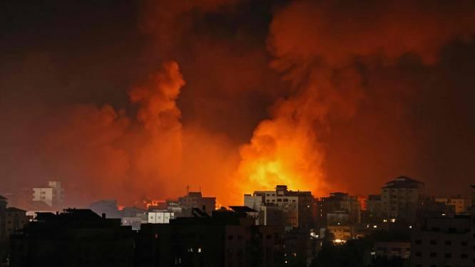 Minstens 40 doden bij Israëlische bombardementen in Gazastrook, woning van Hamas-leider aangevallen