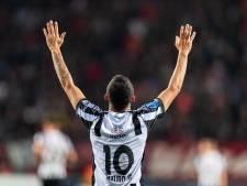 Nog een laatste keer zwaaien naar smaakmaker Mauro Júnior : 'Mijn droom is om door te breken bij PSV'