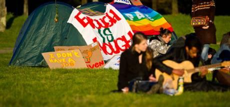 VVD: Pak uitkering Occupy-activist af