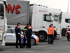 Politie stelt inbreuken vast bij transport gevaarlijke goederen op Boomsesteenweg