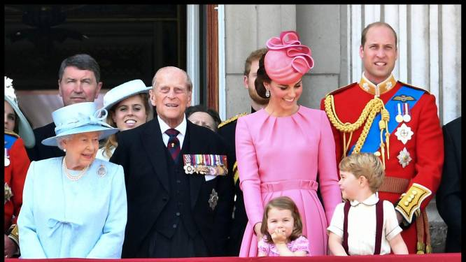 Waarom prins Philip geen 'koning' genoemd mag worden, maar Kate wél koningin wordt als William aan de macht komt