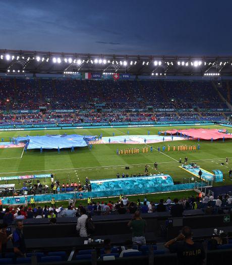 Une voiture piégée découverte près du Stadio Olimpico avant le match Italie-Suisse