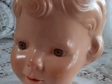 Hoofd zonder pop te koop: 'Voor sommige poppen betaal je soms wel 400 euro'