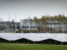 Zonneparken mogen in Eindhoven alleen op braakliggende grond